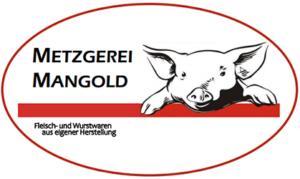Metzgerei Mangold Logo